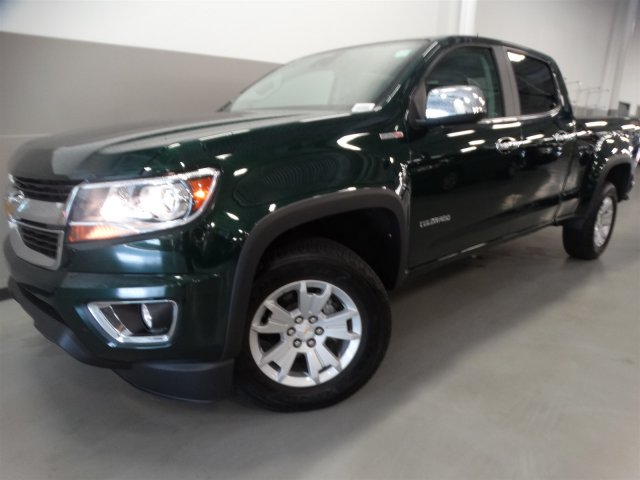 2016 Colorado Crew Cab 4x4, Pickup #T16312 - photo 8