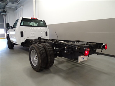 2016 Silverado 3500 Regular Cab, Cab Chassis #T16429 - photo 2