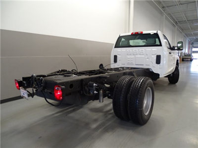 2016 Silverado 3500 Regular Cab, Cab Chassis #T16429 - photo 6