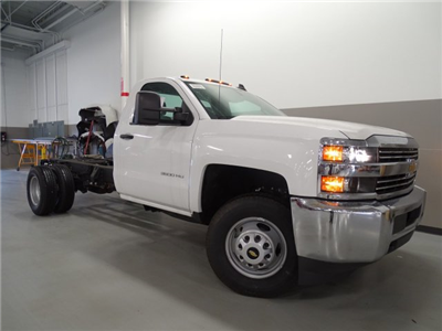 2016 Silverado 3500 Regular Cab, Cab Chassis #T16429 - photo 8