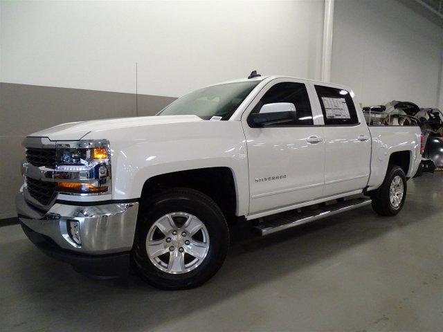 2017 Silverado 1500 Crew Cab, Pickup #T17027 - photo 8