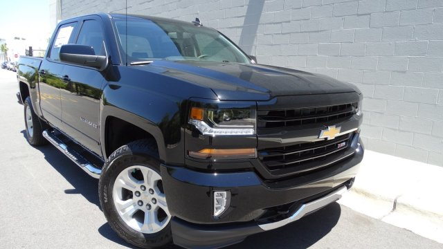 2017 Silverado 1500 Crew Cab 4x4, Pickup #T17121 - photo 4