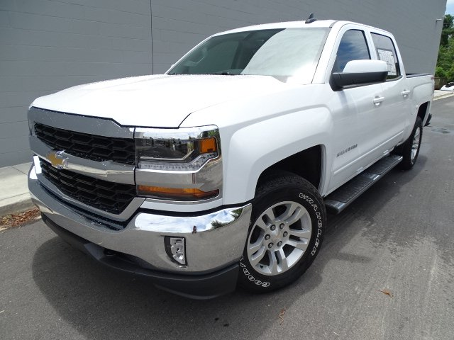 2017 Silverado 1500 Crew Cab 4x4, Pickup #T17157 - photo 4