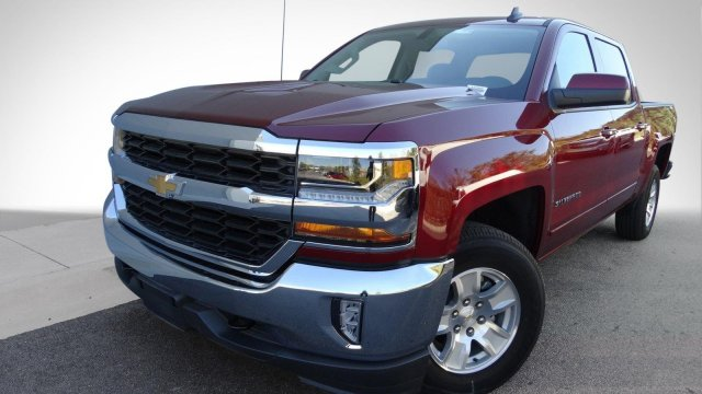 2017 Silverado 1500 Crew Cab 4x4, Pickup #T17247 - photo 5
