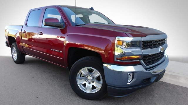 2017 Silverado 1500 Crew Cab 4x4, Pickup #T17247 - photo 9