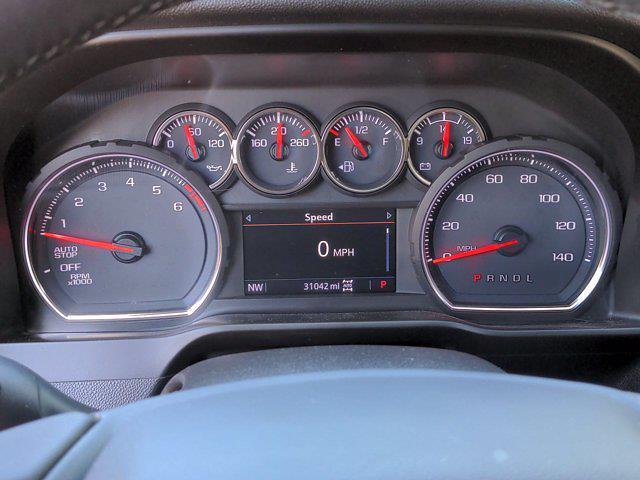 2020 Chevrolet Silverado 1500 Crew Cab 4x4, Pickup #X65866 - photo 21