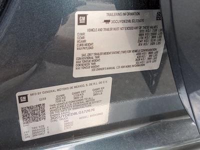 2020 Chevrolet Silverado 1500 Crew Cab 4x4, Pickup #X72676 - photo 43