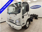 2017 Low Cab Forward Regular Cab Cab Chassis #T14073 - photo 1