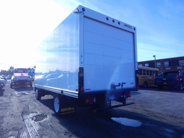 2016 Low Cab Forward Regular Cab, Dry Freight #T14405 - photo 2