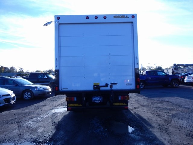 2016 Low Cab Forward Regular Cab, Dry Freight #T14405 - photo 10