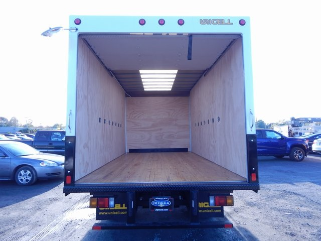 2016 Low Cab Forward Regular Cab, Dry Freight #T14405 - photo 13