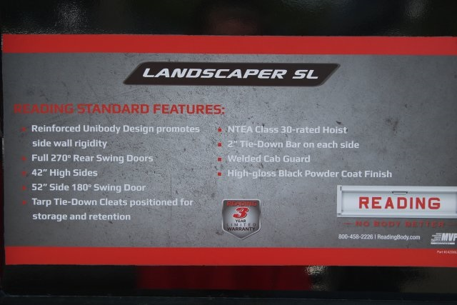2016 LCF 4500 Crew Cab, Reading Landscape Dump #T15219 - photo 12