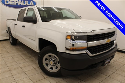 2017 Silverado 1500 Crew Cab 4x4,  Pickup #T16309 - photo 3