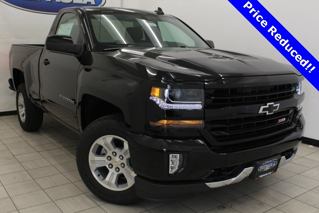 2018 Silverado 1500 Regular Cab 4x4, Pickup #T16551 - photo 4
