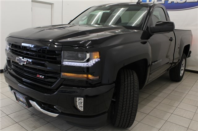 2018 Silverado 1500 Regular Cab 4x4, Pickup #T16551 - photo 1