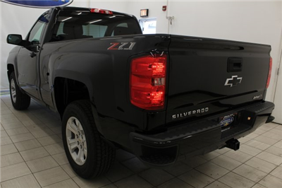 2018 Silverado 1500 Regular Cab 4x4, Pickup #T16551 - photo 2