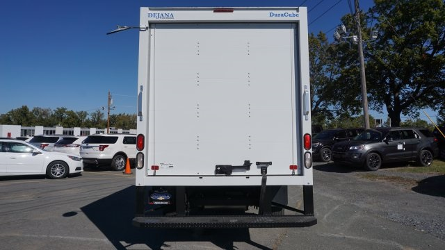 2017 Express 3500,  Dejana Truck & Utility Equipment Cutaway Van #T16655 - photo 6