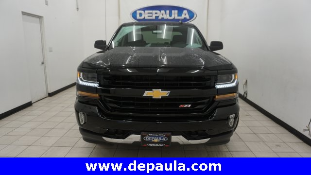 2018 Silverado 1500 Crew Cab 4x4 Pickup #T16667 - photo 4