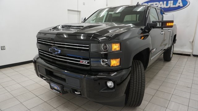 2018 Silverado 2500 Crew Cab 4x4 Pickup #T16720 - photo 1
