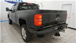 2018 Silverado 2500 Crew Cab 4x4 Pickup #T16720 - photo 2