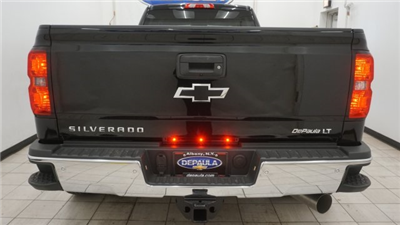 2018 Silverado 3500 Crew Cab 4x4 Pickup #T16778 - photo 10