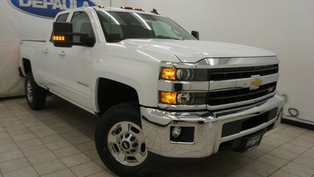 2018 Silverado 2500 Extended Cab 4x4 Pickup #T16801 - photo 3