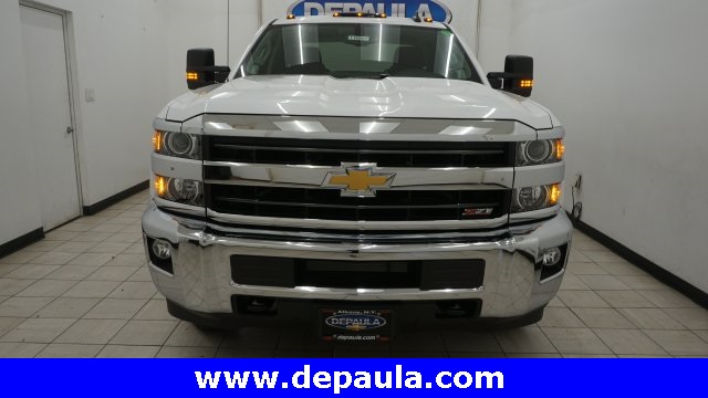 2018 Silverado 2500 Extended Cab 4x4 Pickup #T16801 - photo 4