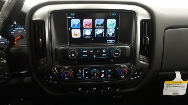 2018 Silverado 2500 Extended Cab 4x4 Pickup #T16801 - photo 28