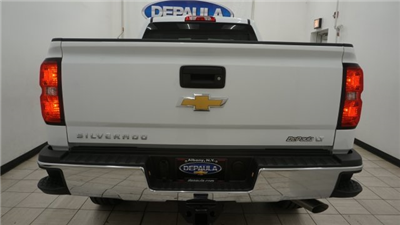 2018 Silverado 2500 Extended Cab 4x4 Pickup #T16801 - photo 11
