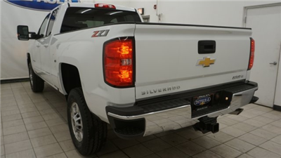 2018 Silverado 2500 Extended Cab 4x4 Pickup #T16801 - photo 2
