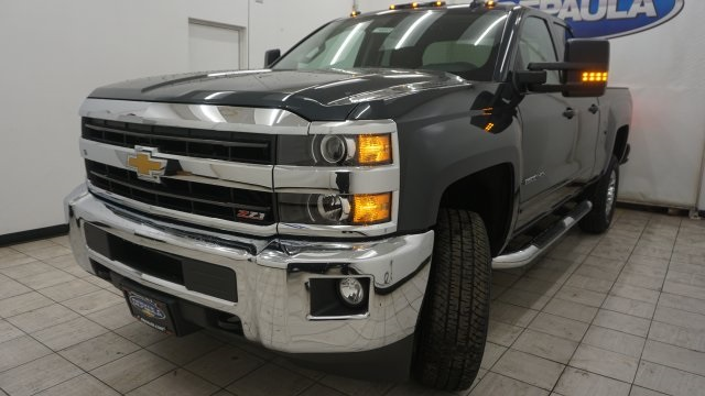 2018 Silverado 2500 Extended Cab 4x4 Pickup #T16855 - photo 1