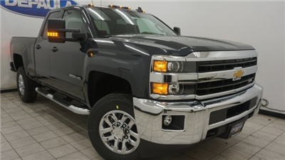 2018 Silverado 2500 Extended Cab 4x4 Pickup #T16855 - photo 3