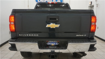 2018 Silverado 2500 Extended Cab 4x4 Pickup #T16855 - photo 10