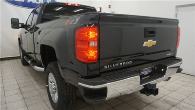 2018 Silverado 2500 Extended Cab 4x4 Pickup #T16855 - photo 2