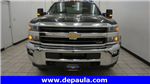 2018 Silverado 2500 Extended Cab 4x4 Pickup #T16855 - photo 4