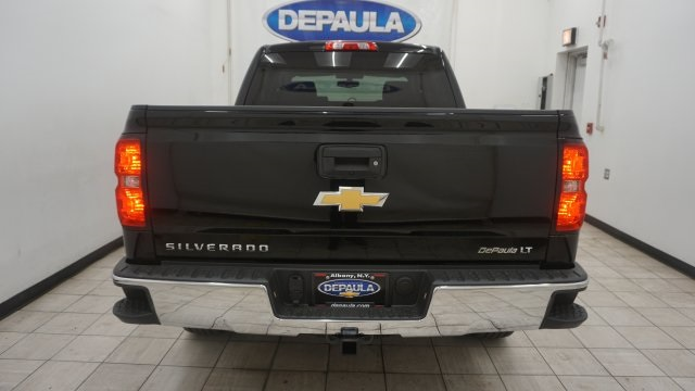 2018 Silverado 1500 Crew Cab 4x4 Pickup #T16885 - photo 9