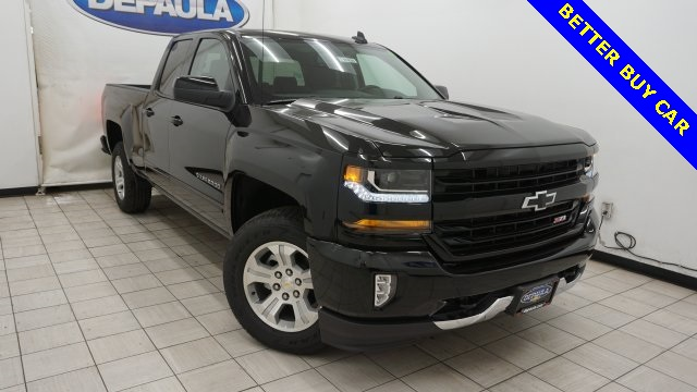 2018 Silverado 1500 Double Cab 4x4, Pickup #T16934 - photo 1