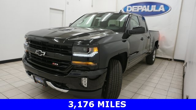 2018 Silverado 1500 Double Cab 4x4, Pickup #T16934 - photo 5