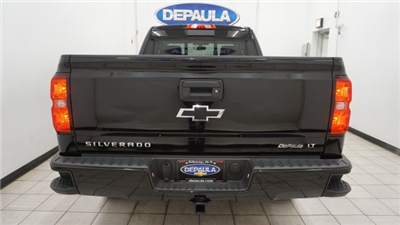 2018 Silverado 1500 Double Cab 4x4, Pickup #T16934 - photo 9