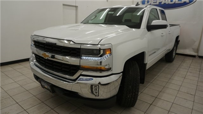 2018 Silverado 1500 Extended Cab 4x4 Pickup #T16996 - photo 1