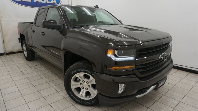 2018 Silverado 1500 Extended Cab 4x4 Pickup #T17000 - photo 3