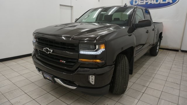 2018 Silverado 1500 Extended Cab 4x4 Pickup #T17000 - photo 1