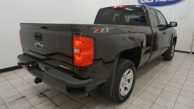 2018 Silverado 1500 Extended Cab 4x4 Pickup #T17000 - photo 7