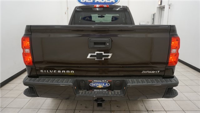 2018 Silverado 1500 Extended Cab 4x4 Pickup #T17000 - photo 9