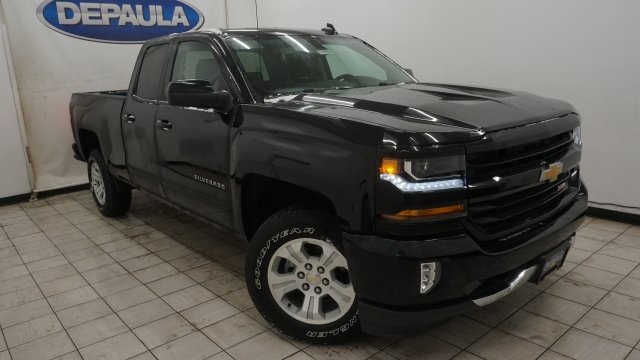 2018 Silverado 1500 Double Cab 4x4, Pickup #T17095 - photo 3