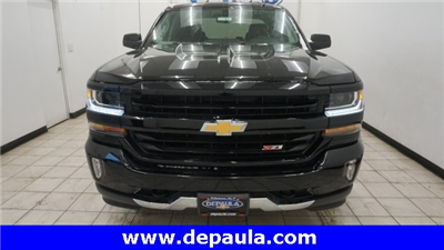 2018 Silverado 1500 Double Cab 4x4, Pickup #T17095 - photo 4