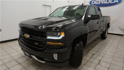 2018 Silverado 1500 Double Cab 4x4, Pickup #T17095 - photo 1