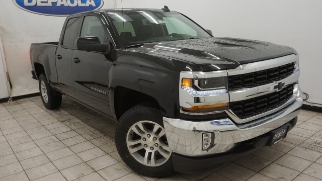 2018 Silverado 1500 Extended Cab 4x4 Pickup #T17100 - photo 3