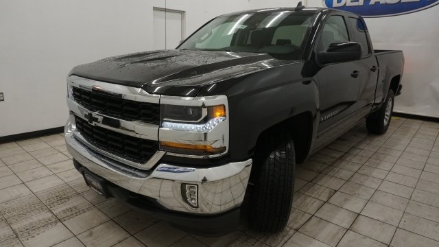 2018 Silverado 1500 Extended Cab 4x4 Pickup #T17100 - photo 1