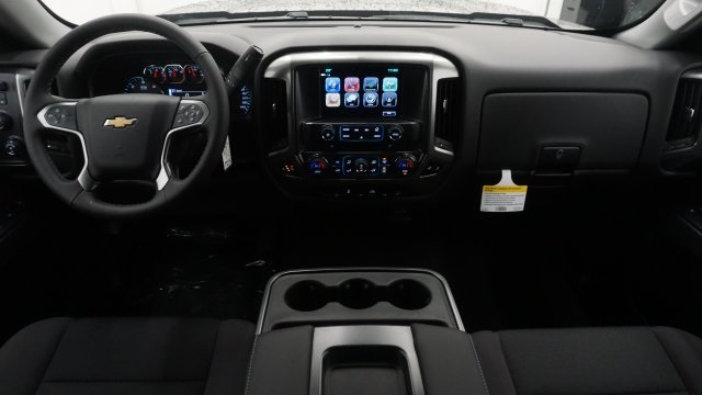 2018 Silverado 1500 Extended Cab 4x4 Pickup #T17100 - photo 35
